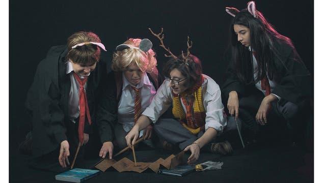 Juegos y todo tipo de actividades en torno de Harry Potter