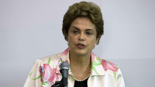 Un año complicado para Dilma Rousseff