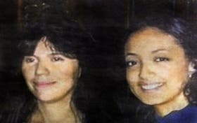 Cassandre Bouvier, de 29 años, y Houria Moumni, de 23