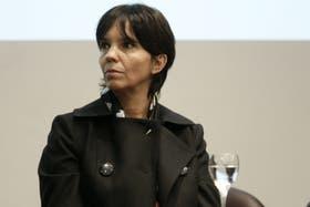 La presidenta del Banco Central, Mercedes Marcó del Pont