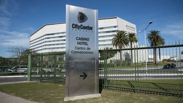 City Center de Rosario, donde se celebra el casamiento