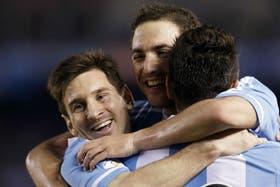 Argentina, cada vez más cerca de Brasil