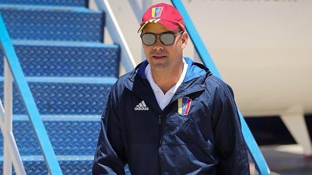 Venezuela viajó a la Argentina con equipo confirmado