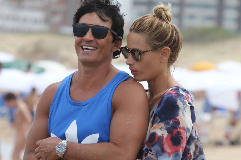 El actor se confiesa: el amor por su mujer Ivana Saccani y un pasado doloroso