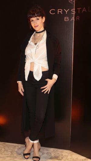 Violeta Urtizberea, una estrella en la noche porteña. Foto: Archivo / Gentileza HSBC