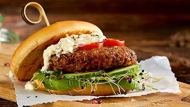 ¿Comería una hamburguesa a base de insectos?