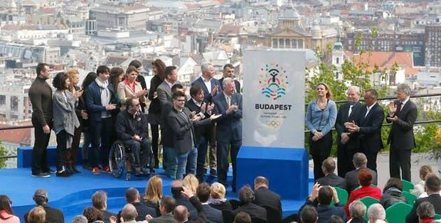 Budapest bajó su candidatura para los JJOO 2024