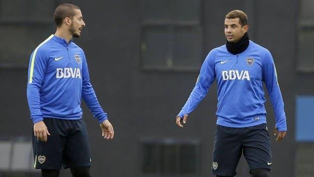 Benedetto y Cardona marcaron los tantos de Boca