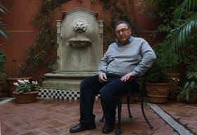 Autor de narraciones, Saer ponía a la poesía en el centro de su reflexión