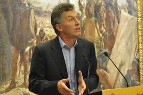 El jefe de gobierno porteño buscaría que la Justicia de la ciudad se ocupe de las causas relacionadas con los medios radicados en la Capital Federal