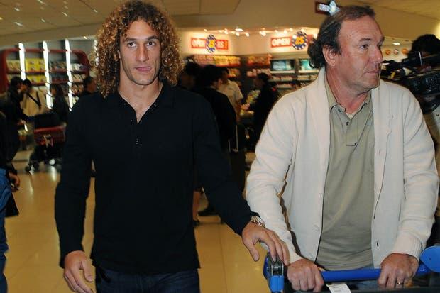Fabricio Coloccini dejó Newcastle y vuelve a San Lorenzo