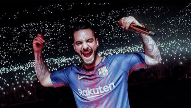 Maluma se prepara para seguir los pasos de Riky Martin y Shakira