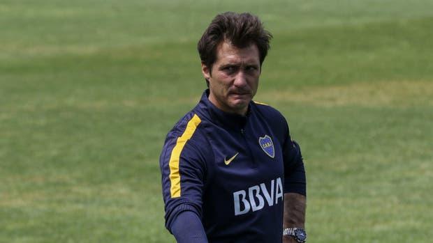 Guillermo Barros Schelotto aún no encontró el arquero que quiere para Boca