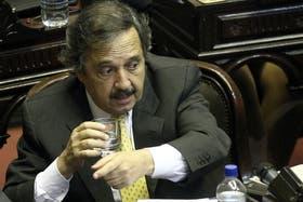 El diputado Ricardo Alfonsín se refirió a la muerte de Jorge Rafael Videla.