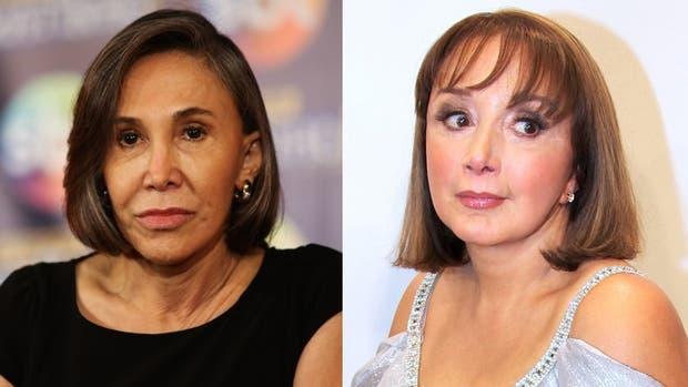 Florinda Meza y María Antonieta de las Nieves, nuevamente enfrentadas
