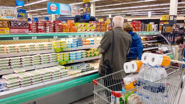 Mulas a supermercados