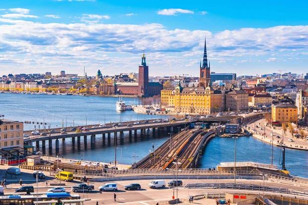 La bella y ordenada Estocolmo