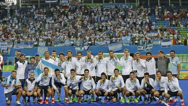 El recuerdo del oro olímpico de los Leones