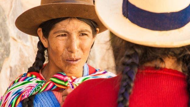 Al quechua lo hablan 8 millones de personas, pero tiene poca representación digital