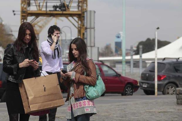 Después de Japón, el uso de Internet móvil en Argentina superará a las llamadas celulares en 2013 en términos de facturación