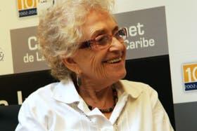 Ida Holtz, pionera de Internet