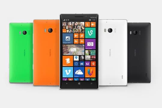 Nokia Lumia 930.