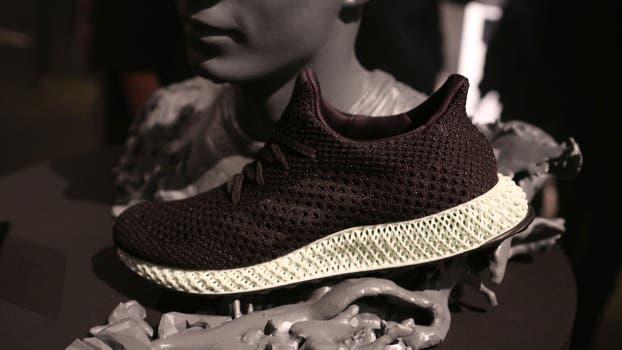 Adidas planea vender unos 100 mil pares fabricados con esta tecnología en los próximos dos años . Foto: Reuters