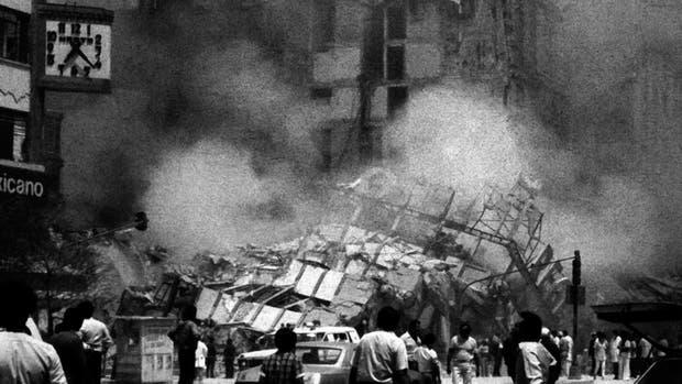 Terremoto en México en 1985