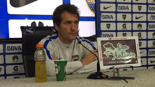 Guillermo, de cara al partido ante Atlético Rafaela