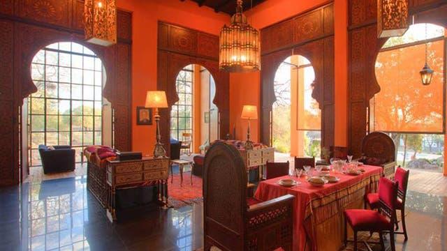 El ganador del Oscar, Eugenio anetti, es propietario de un hotel en Traslasierra