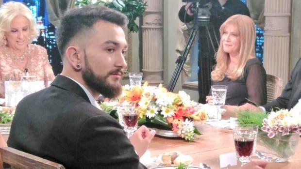 Conmovedor relato del hermano de Lucía Pérez en la mesa de Mirtha