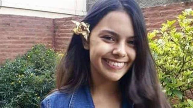 El cuerpo de Anahí apareció el 4 de Agosto en Lomas de Zamora