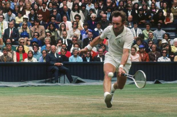 El australiano Rod Laver es el único jugador que ha ganado los cuatro Grand Slams el mismo año, dos veces consecutivas