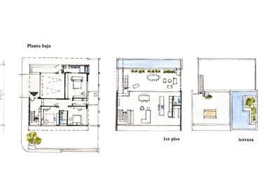 Una casa que conecta el interior con el exterior