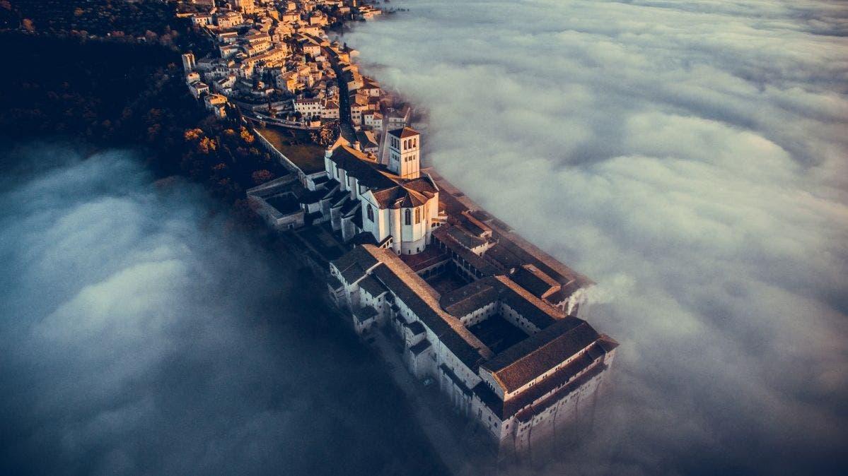 La belleza del mundo desde la óptica de un dron
