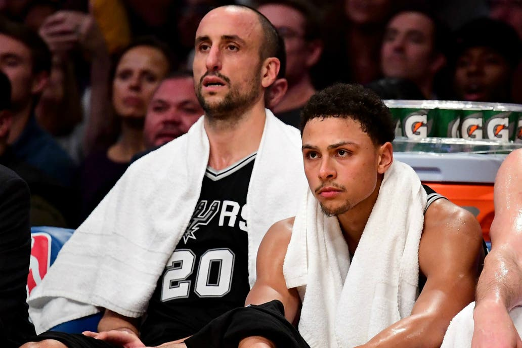 Manu tampoco estará como suplente en el All-Star Game