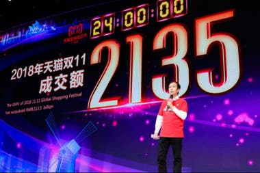For Alibaba Group CEO, Daniel Zhang, China's e-commerce will continue to grow; today it is 17.5% of total sales
