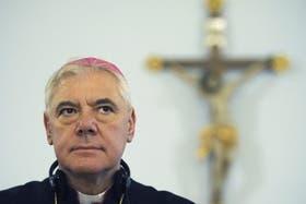 El obispo Gerhard Ludwig Mueller fue designado al frente de la Congregación para la Doctrina de la Fe, ex Santo Oficio