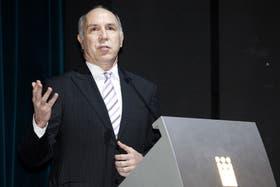 Lorenzetti participó de una reunión del Programa para el Medio Ambiente de la ONU