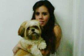 Leonela, la joven que murió atropellada por Botta