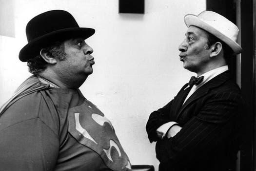 Después de la muerte de Olmedo, Porcel se alejó del humor; hizo sólo una película y se radicó en Miami. Foto: Archivo La Nación
