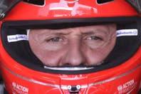 Michael Schumacher recupera por momentos la conciencia