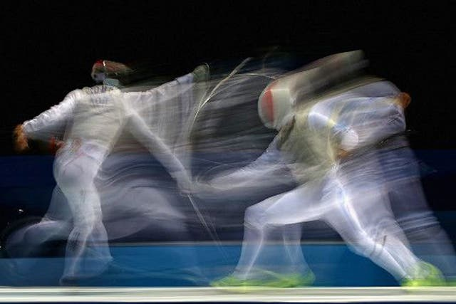 La velocidad de la esgrima, tanto para atacar como defender, ayudaría a mejorar las funciones cognitiva del cerebro