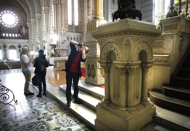 La basílica del Sagrado Corazón de Jesús es uno de los mayores atractivos