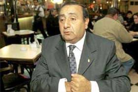 Julio Miranda, gobernador de Tucumán