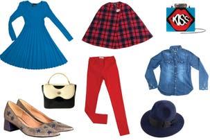 Moda: elegidos con colores y estampas