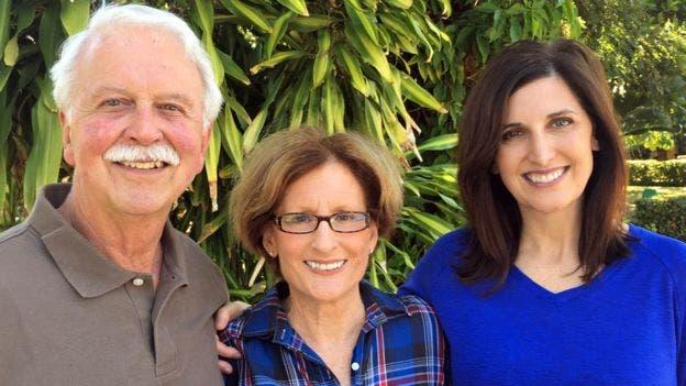Judy, su marido Bill y su hija Cindy se alojaron en La Pradera International Health Centre, al oeste de La Habana.