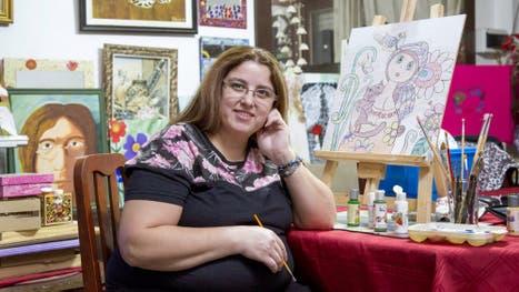 Flavia Moreno sueña con mudarse a un departamento sola