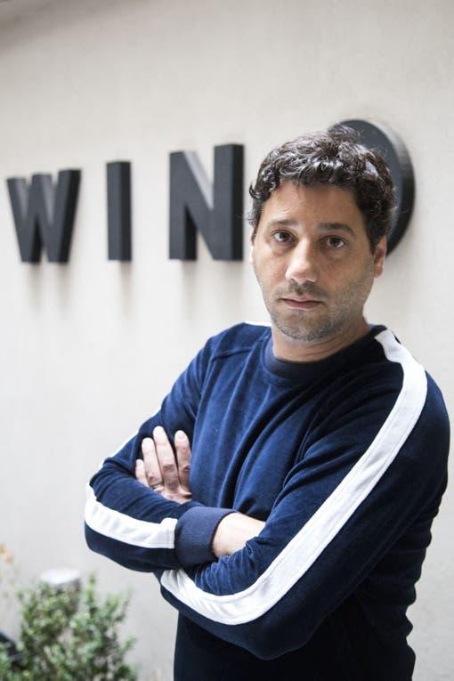 Ariel Winograd, director de Mamá se fue de viaje