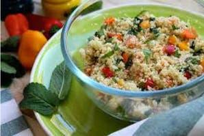 Tabule: una ensalada perfecta para ganar energía antes de entrenar